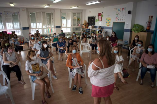 FOCUS: Is Spain ready to send its children back to school?