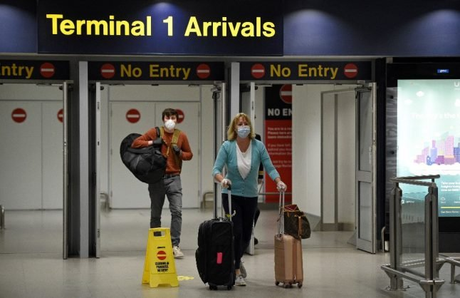 'No one checked on me': What it's like travelling between Spain and the UK right now