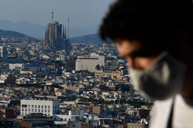 Q&A: What you can and can't do under Catalonia's new restrictions