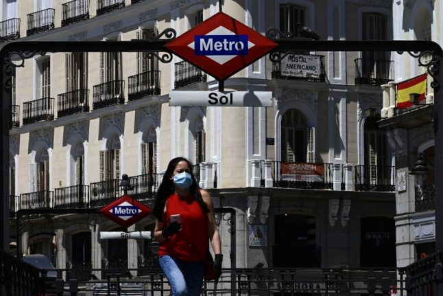 UPDATE: Madrid region launches last minute appeal but new restrictions begin at 10pm