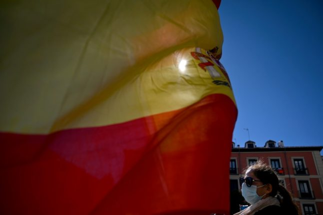 Spain's parliament approves six-month extension of state of emergency