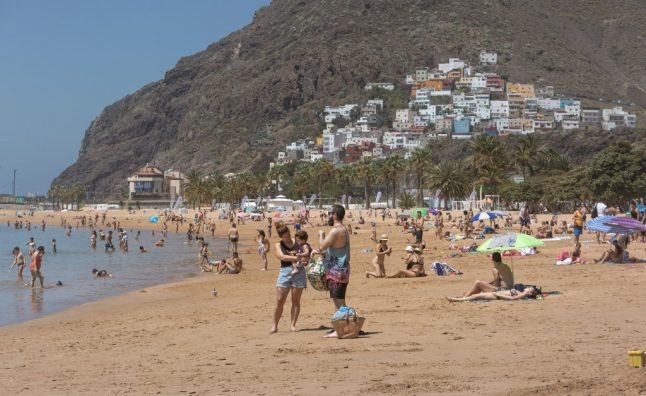 Canary Islands added to safe list for UK and Germany