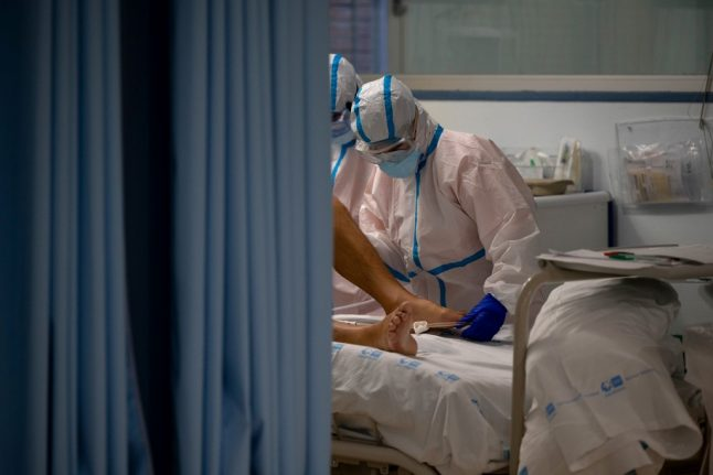 FOCUS: A glimpse at what's really going on at Madrid's hospitals