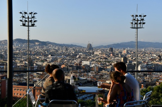 Two Spanish regions impose new Covid restrictions