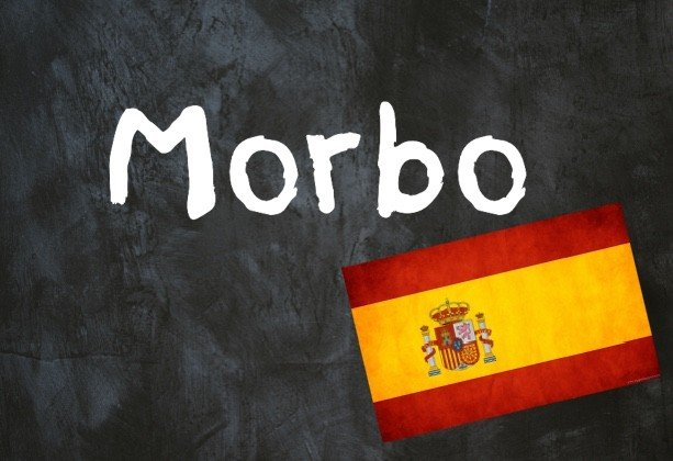 Spanish word of the day: 'Morbo'