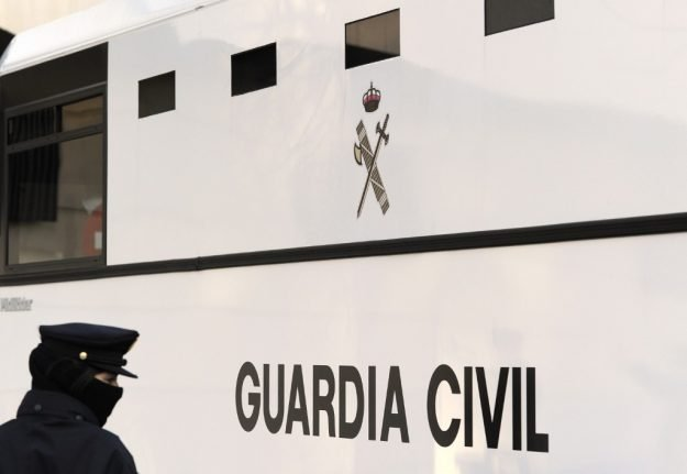 Spanish court orders compensation for gender victim's family after Guardia Civil failed to protect her