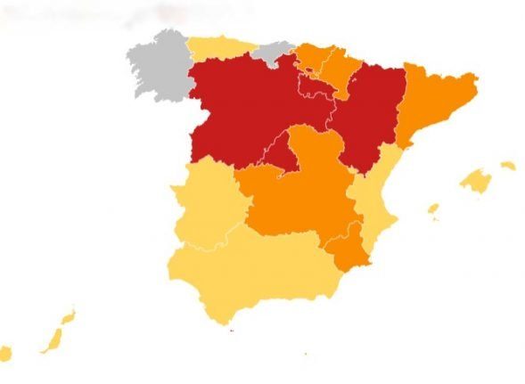 What we know so far about Spain's planned four tier alert system to control coronavirus