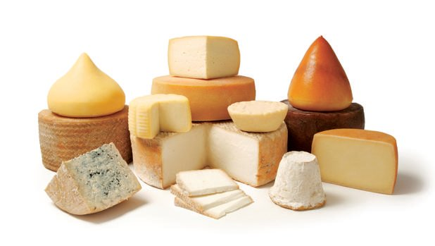 MAP: How well do you know your Spanish cheeses?