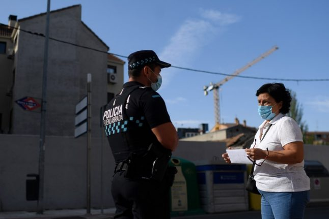 Madrid court rejects partial lockdown as 'harmful to basic rights'
