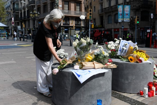 Three men to stand trial for aiding in Barcelona terror attack