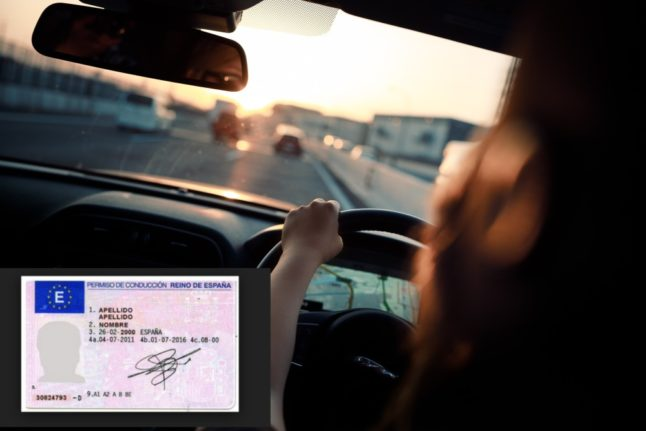 Brexit Update Spain Introduces New Process For British Driving Licence Swap The Local