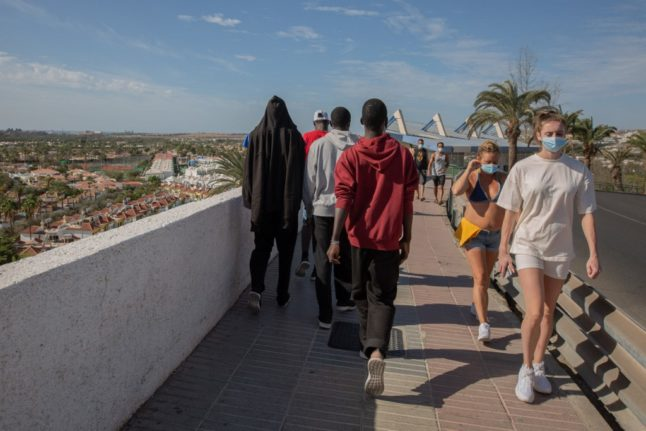 'It's very tense': How can the Canary Islands deal with surge in migrant arrivals?