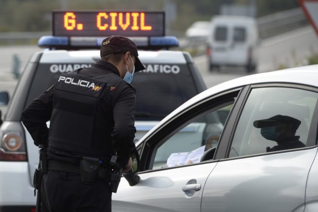 Penalties, speed limits and prohibitions: Spain's tougher driving laws for 2021