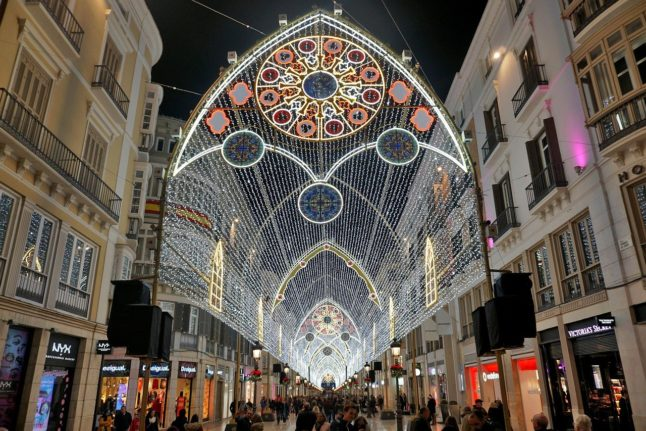 What changes about life in Spain in December 2020?