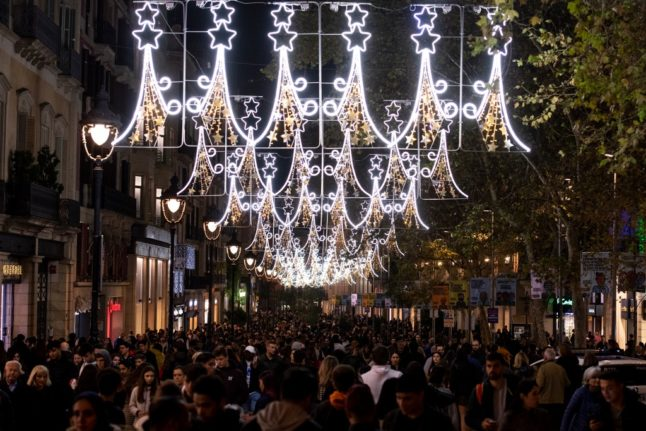 What are the planned restrictions for Catalonia this Christmas?