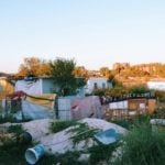 Cañada Real: Madrid's shantytown where residents are living without electricity