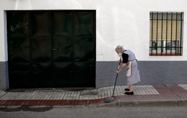 Spain's elderly will be first in line for Covid-19 vaccine