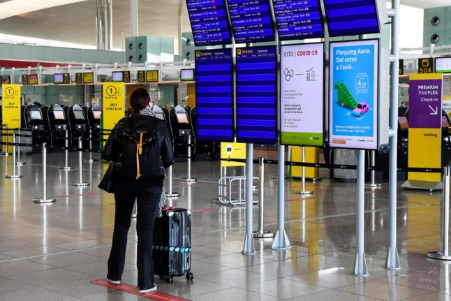 UPDATE: Which travellers must show negative Covid-19 test on arrival in Spain?