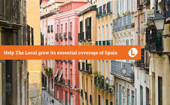 Tell us: What do you need from The Local Spain?