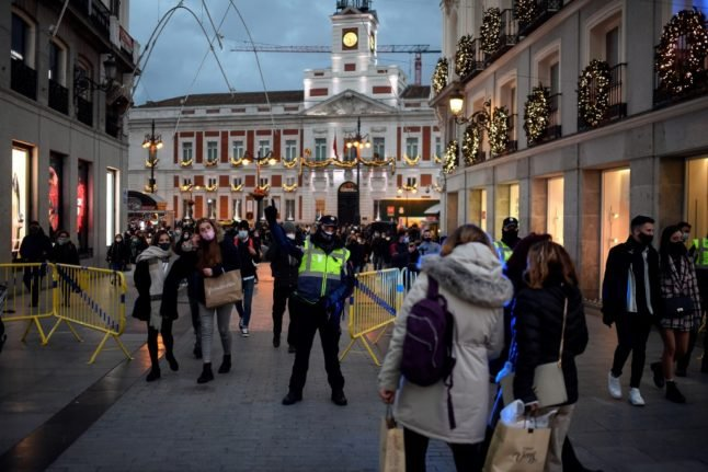 Spain's PM mulls tighter Christmas restrictions amid 'worrying' rise in virus infections