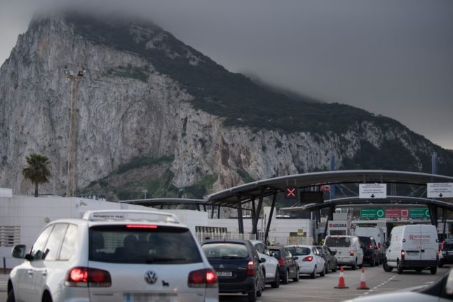 Gibraltar still hanging after Brexit deal, says Spain's PM