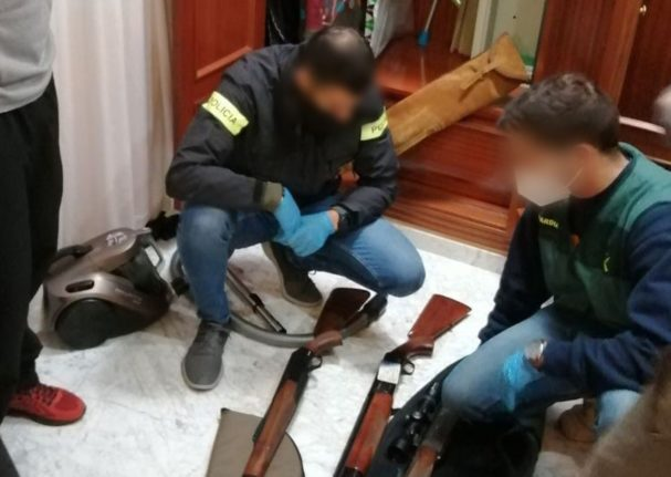 Spain arrests two 'neo-Nazis' for selling drugs to finance future race war