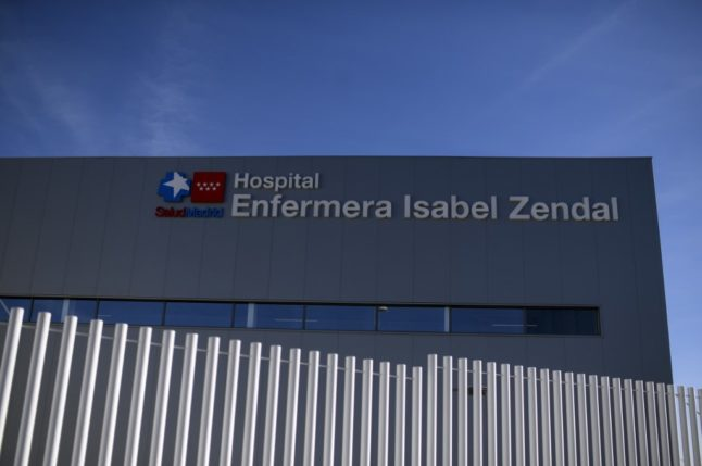 Madrid opens huge new 'pandemic' hospital amid protests over lack of staff