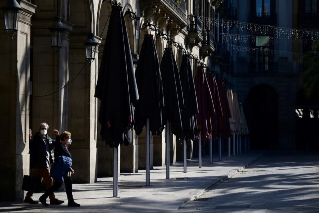 Catalonia tightens restrictions over Christmas and New Year