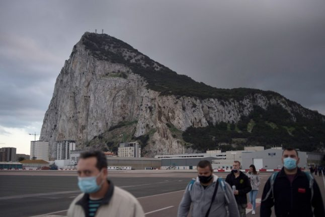 BREXIT: Talks to avoid Spain-Gibraltar 'hard border' go down to wire
