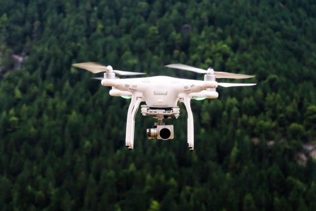 Balearic Islands to use drones to stop illegal parties over Christmas
