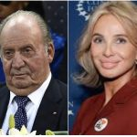 Ex-king's former lover says Spain spy chief threatened her life