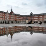 After epic snow and big freeze… now Madrid braced for floods