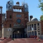 Spain's scrap cathedral: A monk's 60-year self-build labour of faith and devotion
