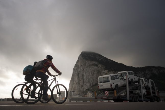 'Let's see how it goes': Gibraltarians wary but relieved after deal