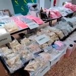 Spanish police make 'biggest ever haul of synthetic drugs'