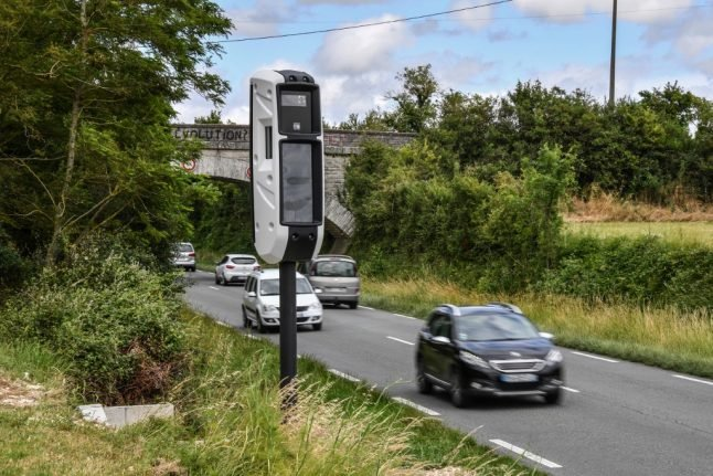 British drivers in Europe to escape speed camera fines (and vice versa)
