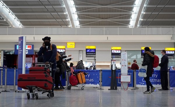 How Britons can prove they are resident in Spain when entering the country