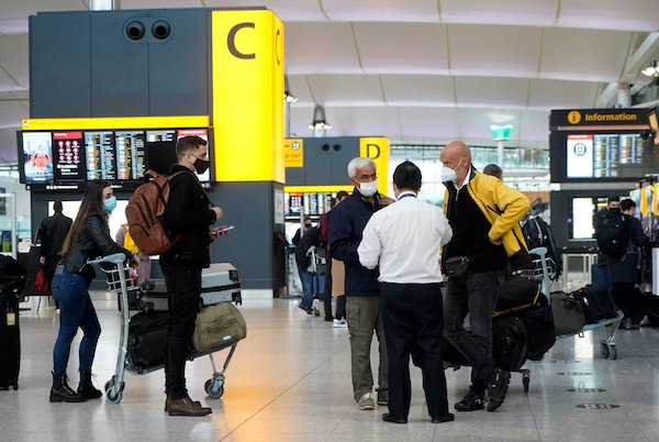 Concerns raised over violation of rights of British residents travelling to Spain