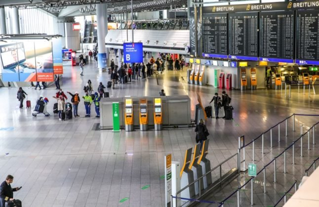 UPDATE: These are latest travel restrictions in place around Europe