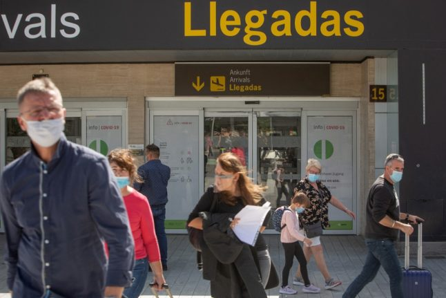 Spain extends travel ban on arrivals from UK, Brazil, South Africa
