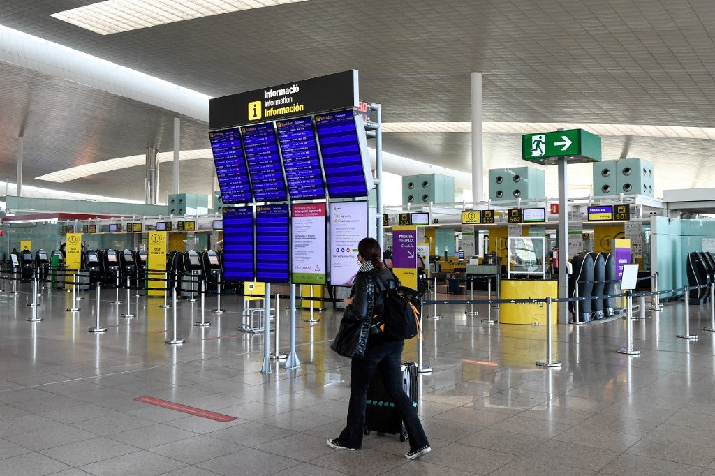 Spain extends travel ban again on arrivals from UK, Brazil and South Africa until mid-March