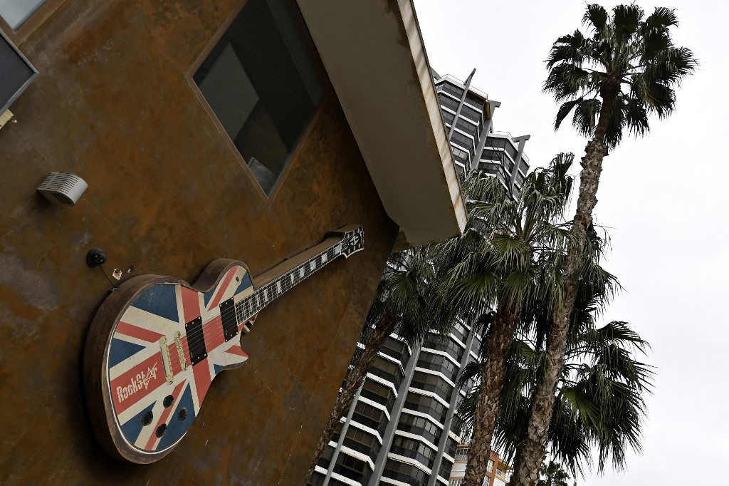 How Brexit clouds life in Spanish sun for British second home owners