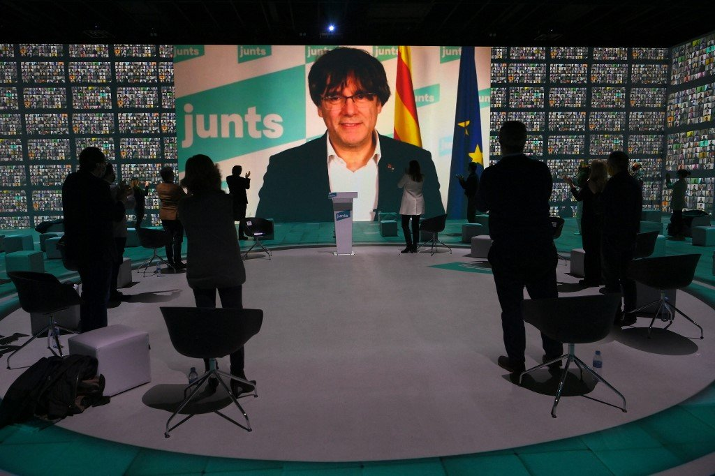 EXPLAINER: These are the key dates in Catalonia's separatist crisis