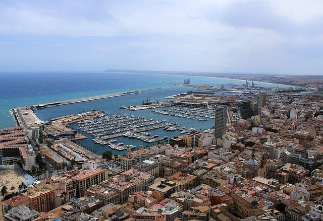 Spanish property sales see biggest fall in a decade