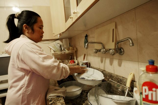 What changes for families who have a domestic worker or cleaner in Spain?