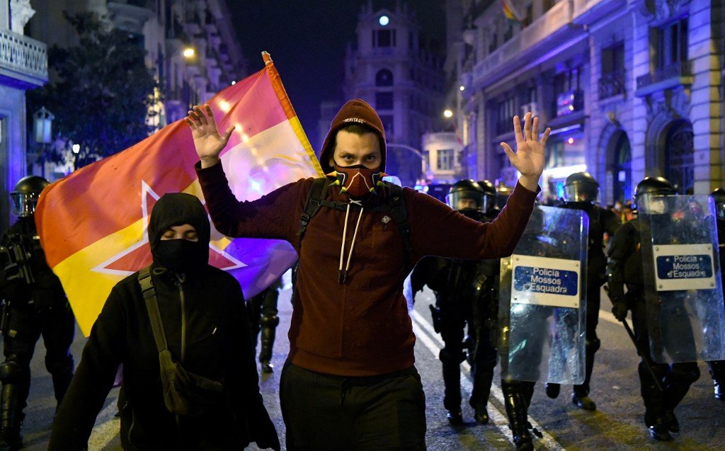FOCUS: Why are young people in Spain protesting rapper's arrest so vehemently?