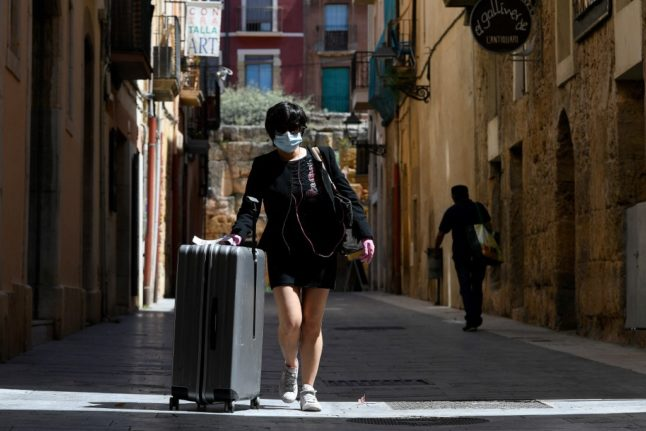 Reader question: Can I travel to my second home in Spain?