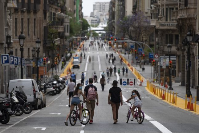 Catalonia to lift mobility restrictions after four long months