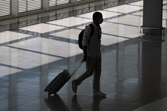 Spain extends ban once again on UK, Brazil and South Africa arrivals until end of March