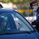 What are the main reasons drivers in Spain get fined?